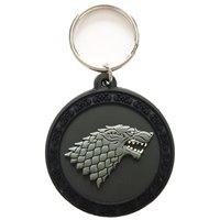 Gumová klíčenka Game of Thrones - Stark