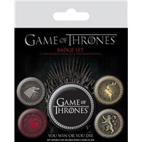 Sada placek Game of Thrones