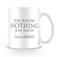 Hrnek Game of Thrones You Know Nothing Jon Snow