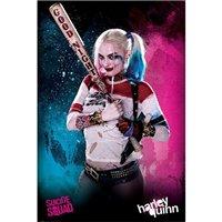 Plakát Suicide Squad Harley Quinn