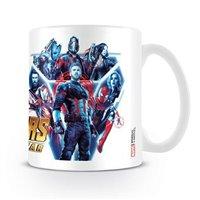 Hrnek Avengers: Infinity War - Heroes United