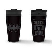 Cestovní hrnek Batman - Straight Outta Gotham