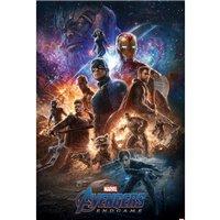 Plakát Avengers: Endgame - From the Ashes