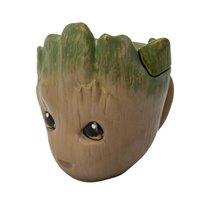 Hrnek Marvel - 3D Groot