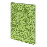 Zápisník Rick and Morty - Portal Dash (flexi desky)