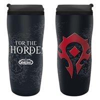 Cestovní hrnek World of Warcraft - Horde