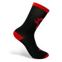 Ponožky World of Warcraft - Horde Black & Red