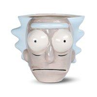 Hrnek Rick and Morty - 3D Rick, velký
