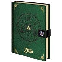 Zápisník Legend of Zelda - Gate of Time