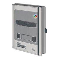 Zápisník Nintendo SNES