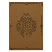 Zápisník Legend of Zelda - Sage Symbols
