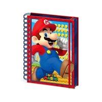 Zápisník Super Mario 3D
