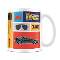 Hrnek Back to the Future - Collection