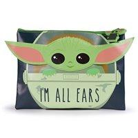 Školní pouzdro Star Wars: Mandalorian - I m All Ears
