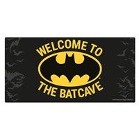 Plechová cedule Batman - Welcome to the Batcave