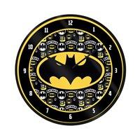 Nástěnné hodiny Batman - Logo