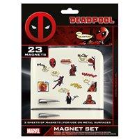 Sada magnetek Marvel - Deadpool (23 ks)