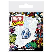 Odznak Avengers - Logo