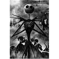 Plakát Nightmare Before Christmas - Storm
