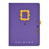 Zápisník Friends - Dveře