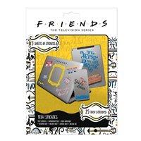 Sada vinylových samolepek Friends (25 ks)