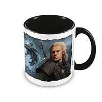 Hrnek Zaklínač - Geralt a Yennefer (Netflix)