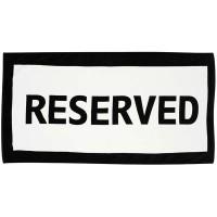 Osuška s rezervací