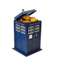 TARDIS na sušenky