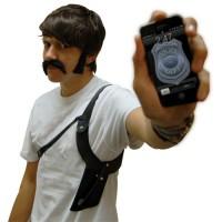 Policejní pouzdro na mobilní telefon